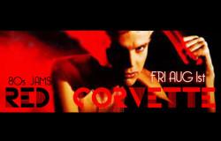 red corvette hong kong xxx 80s