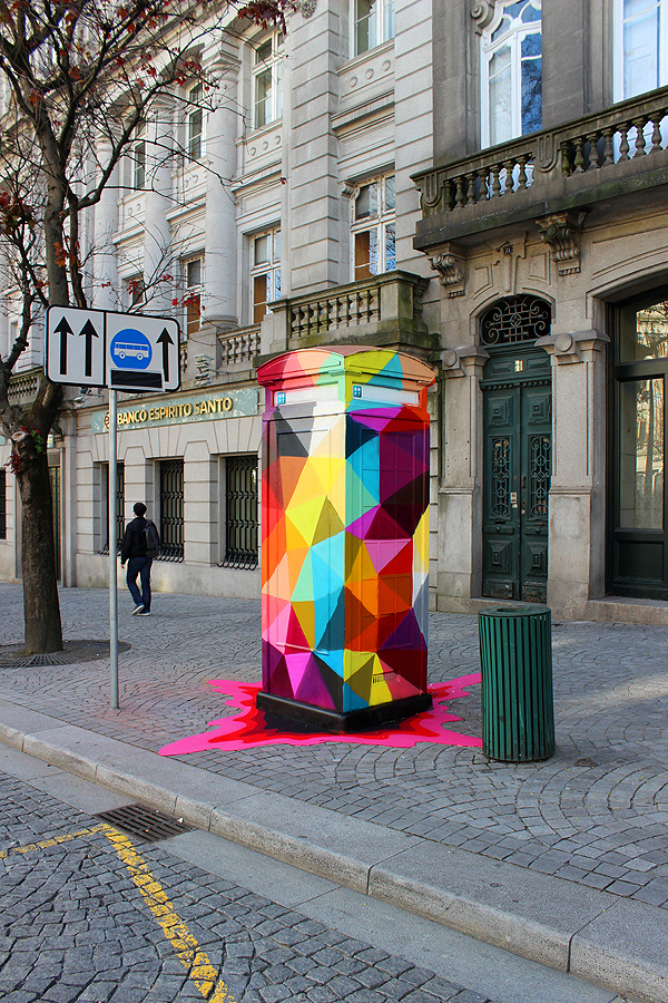 okuda artist spain above second gallery hong kong