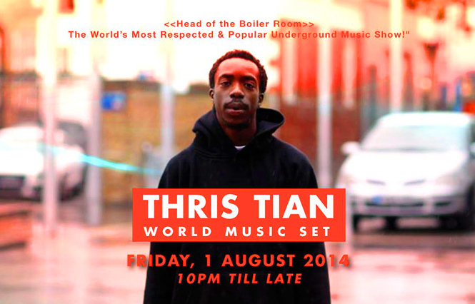 thris tian boiler room dj hong kong hk kee club