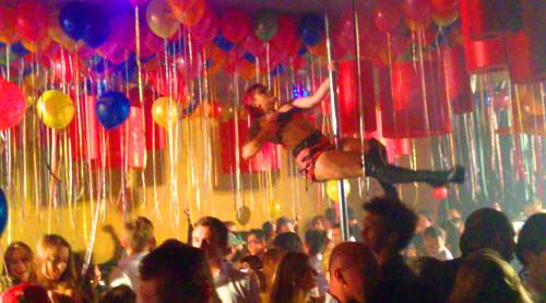 dragon-i dancer 80s party hk hong kong