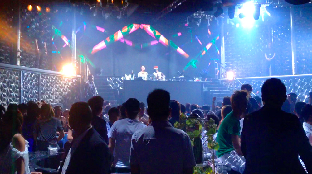cubic macau club dj city of dreams