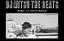 dj mitsu the beats japan hk hong kong salon number 10 oma