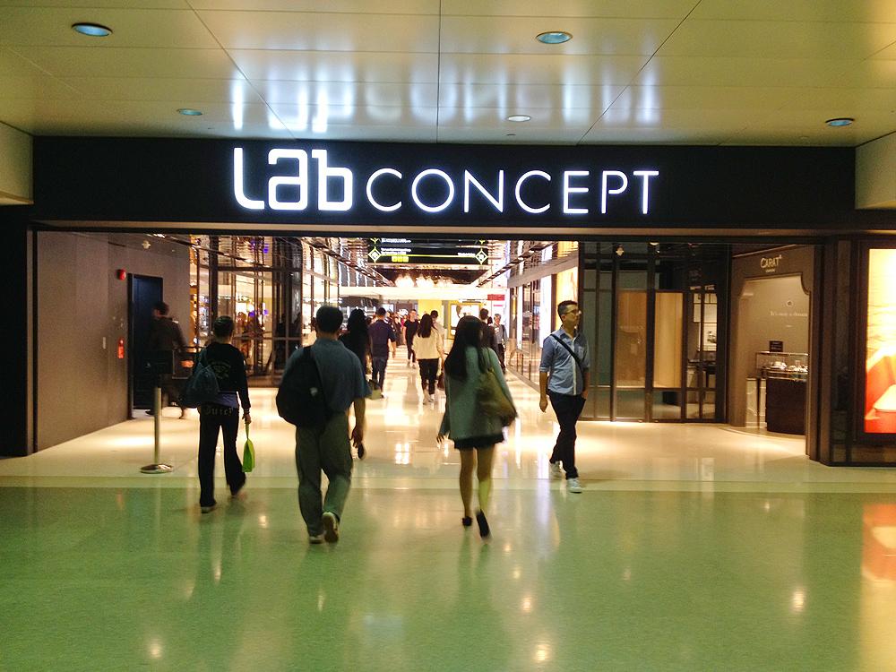 lab concept shopping center address 93 queensway hong kong hk