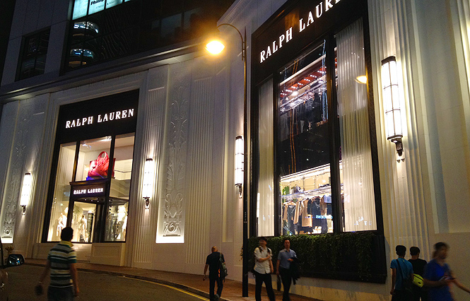ralph lauren store hong kong hk flagship address causeway bay