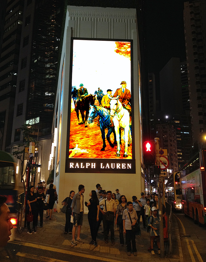 ralph lauren flagship store hk asia hong kong china