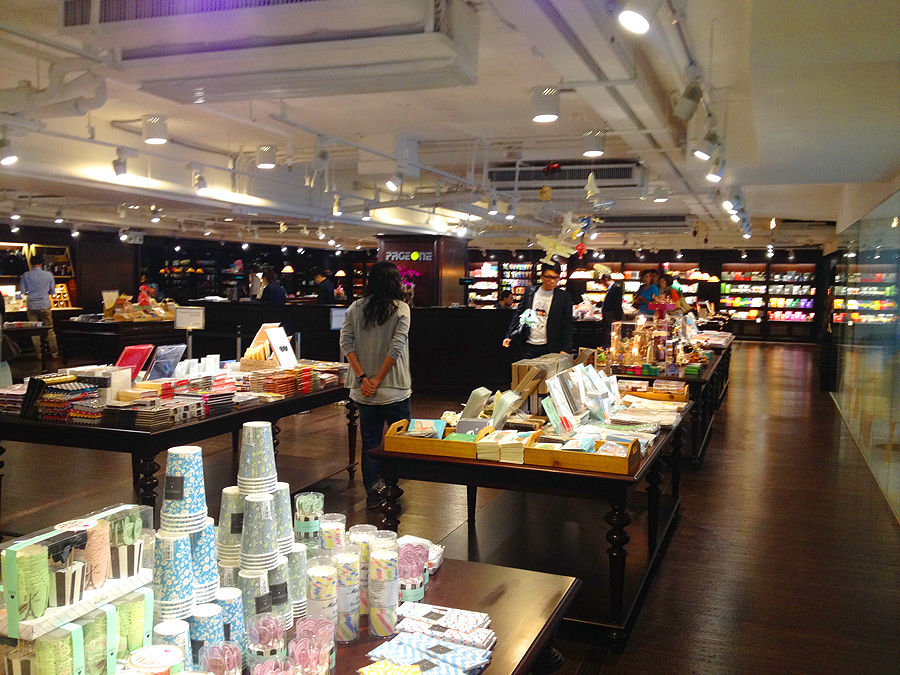 page one book store hk address kowloon tst