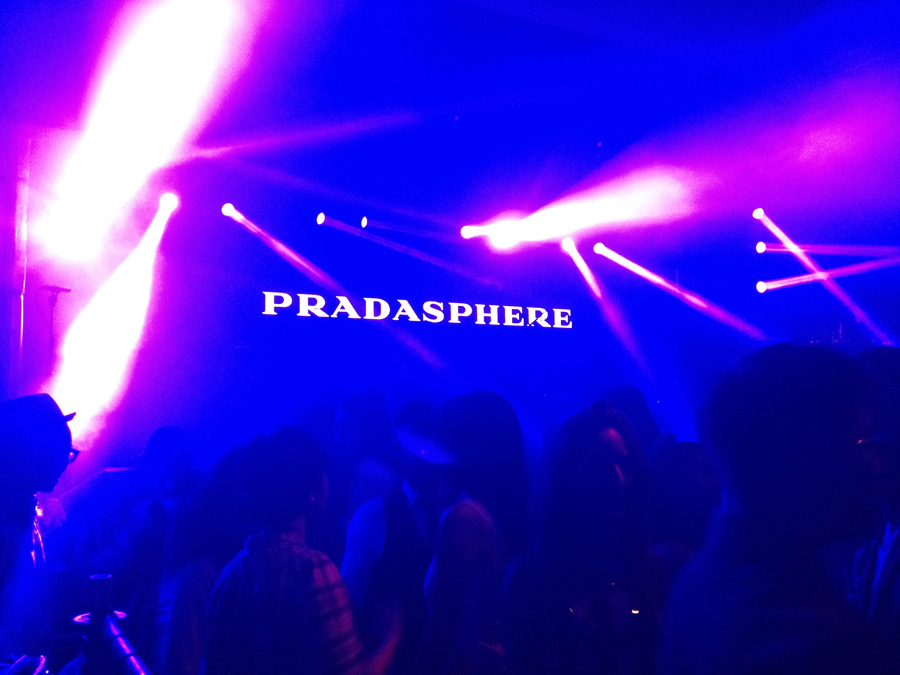 pradasphere hong kong hk opening photo prada
