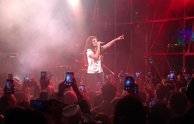 Lorde hong kong hk video photo pradasphere