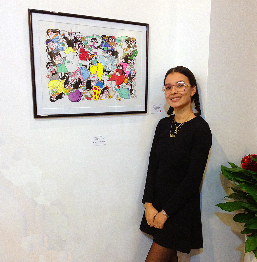 catherine grossreider hong kong hk art artist exhibit painting