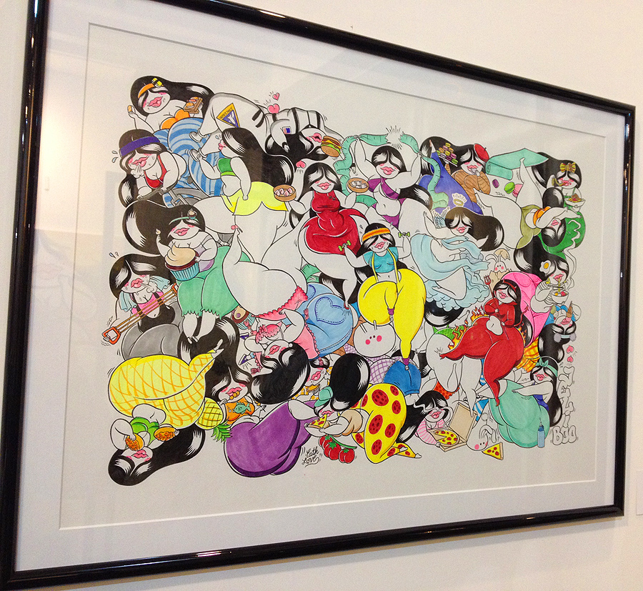 "Hong Kong Art: ""Jeliboo"" Exhibition Opens"