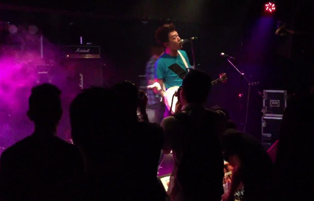 hidden agenda hong kong hk indie band show concert
