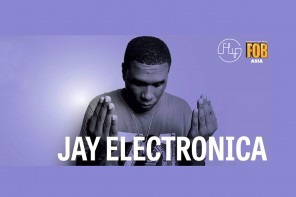Jay Electronica at FLY!