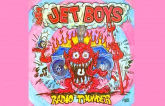 The Jet Boys garage punk band japan
