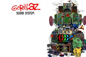 Gorillaz Sound System at Zuma!