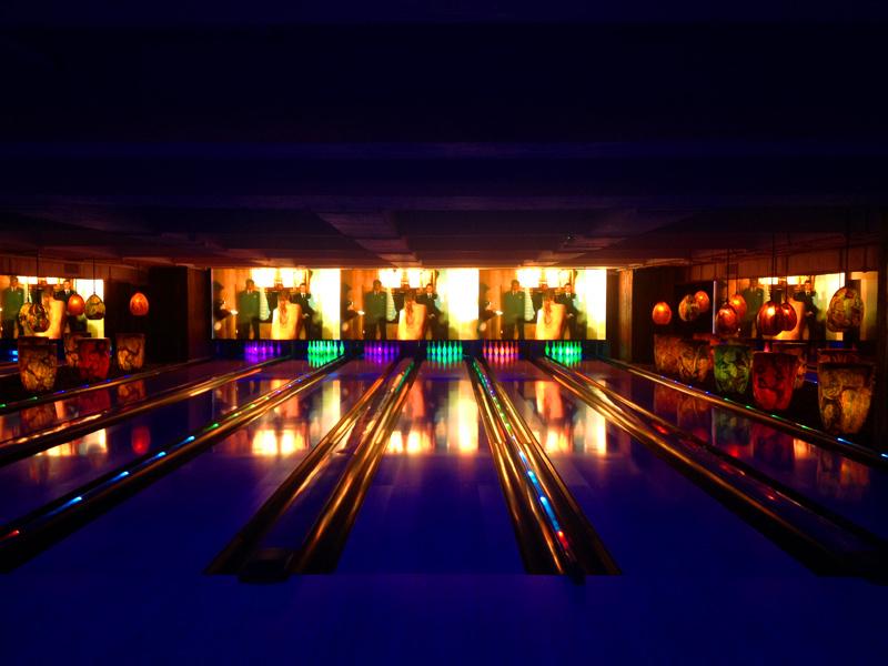 hk bowling alley disco tiki bar sai kung