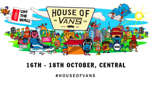 House of Vans takes over Pier 4!