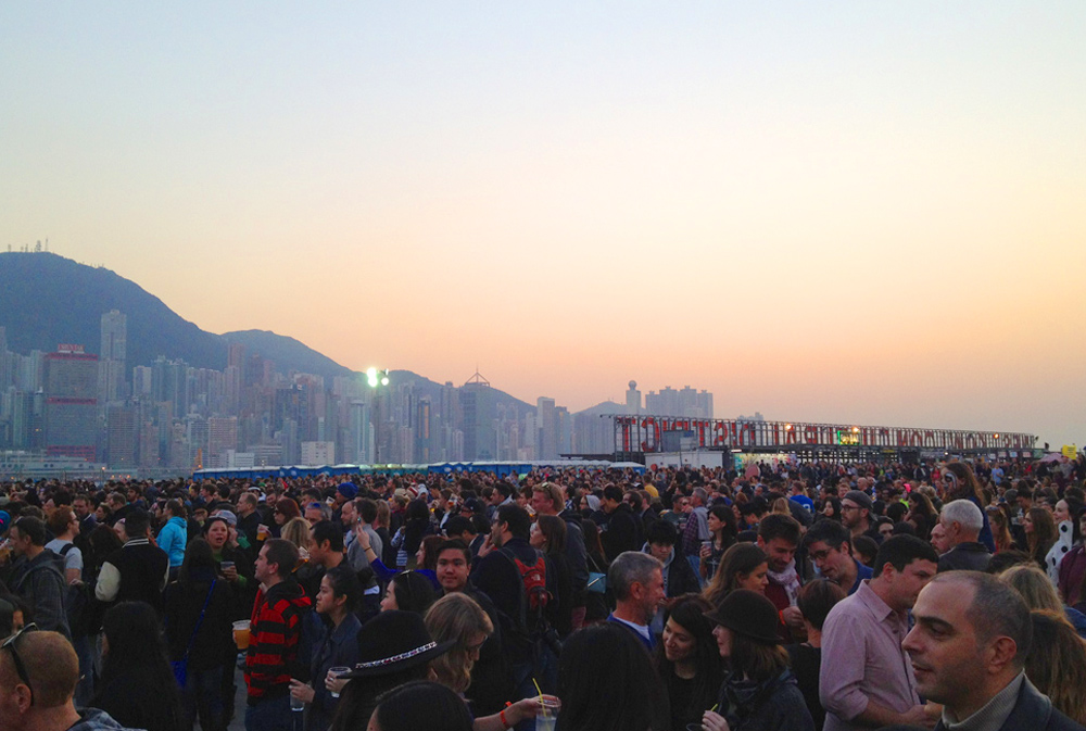 clockenflap 2015 lineup hk hong kong