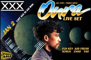 ONRA – live set from the basement of XXX!