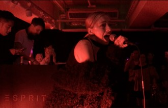 caroline vreeland kanye west cover love lockdown esprit hk flagship