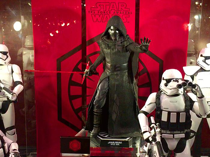hot toys star wars figures force awakens rey
