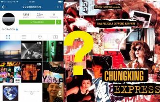 G Dragon Wong Kar Wai movie film k pop