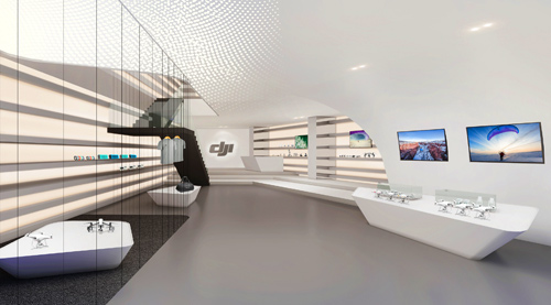 dji store hong kong hk flagship shop causeway bay