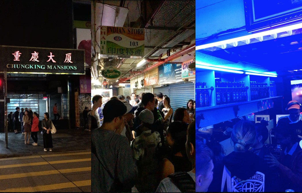 chungking mansions hong kong hk okokok yeti out