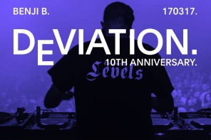 Benji B – Deviation 10th Anniversary Tour