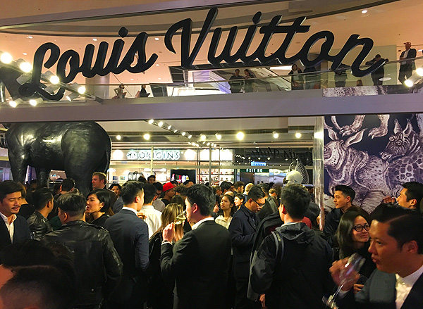 louis vuitton hong kong hk kim jones pop up store