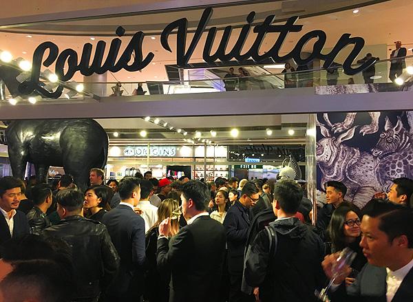 louis vuitton hong kong hk kim jones pop up store